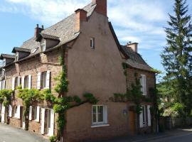 Couvent de Nauviale, Nauviale (рядом с городом Marcillac-Vallon)