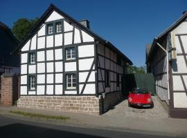 Fachwerkhaus Anna, Hergarten