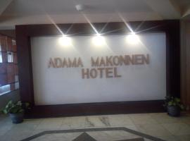 Adama Makonnen Hotel, Adama (Regiooni Arsi lähedal)