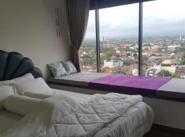 Apartemen Uttara 16A03