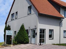 Hotel Arkona, Genthin (Zerben yakınında)