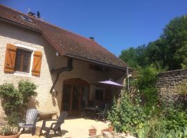 Fermette en France, Quincerot (рядом с городом Bierry-les-Belles-Fontaines)