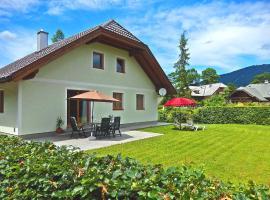 Haus Seehof - Ferienhaus, Abersee