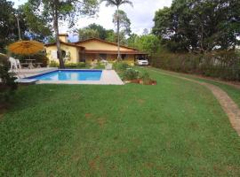 Casa de Campo no Condados, Lagoa Santa (Confins yakınında)