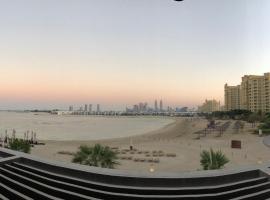 R&H-Palm Jumeirah-Beach Living, Dubai