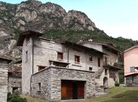 Casa Milani 165S, Riva (Verceia yakınında)