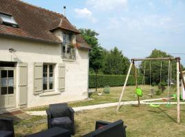 Ferienhaus Chaumussay 100S, Chaumussay (рядом с городом La Celle-Guénand)