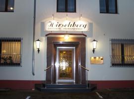 Gasthaus Hirschberg, Ludwigsburg (Tamm yakınında)