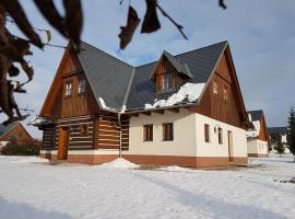 Villa 6 Vrchlabí, Vrchlabí (Dolní Lánov yakınında)