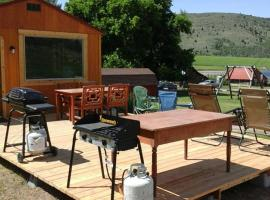 Granite Creek Ranch Cabin #2, Swan Valley