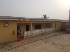 Devine Lodge Guesthouse, Bibiani (Near Sefwi Wiawso)