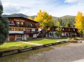 Alpine Lodge, Red River