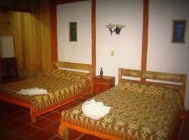 La Gamba Rainforest Lodge, Golfito (Esquinas yakınında)