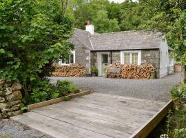 Barclye Cottage, Challoch (рядом с городом Ньютон Стюарт)