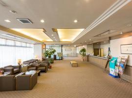 Sky Hotel Namerikawa, Namerikawa (Kamiichi yakınında)