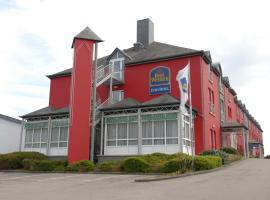 Best Western Euro Hotel Gonderange, Гондеранж