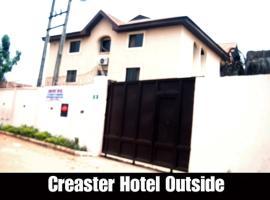 Crester Hotel, Asaba (Near NnewiNort)