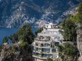 Hotel Piccolo Sant'Andrea, Praiano (Vettica Maggiore yakınında)