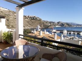 Lovely House with views in Marina del Este, Almuñécar (Blizu: La Herradura)