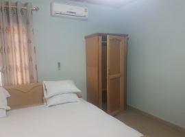 Golden Link Hotel, Kumasi (рядом с городом Bresua)