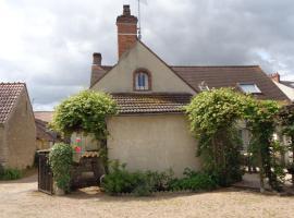 Gite: LES TREILLAGES, Châteauneuf-sur-Loire (рядом с городом La Cogelière)