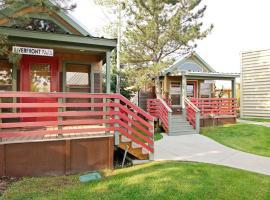 Alderwood RV Express, Mead (in de buurt van Peone)