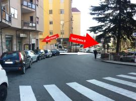 Guest House Pontepiccolo, Catanzaro (Zagarise yakınında)