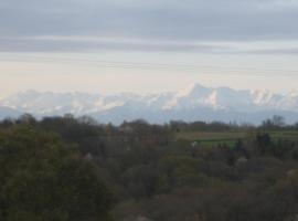 Gite de Paillou, Viella (рядом с городом Castetpugon)