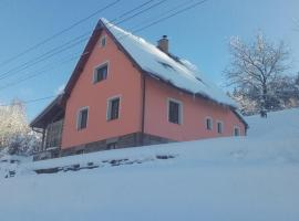 CHalupa, Tanvald (Svárov yakınında)
