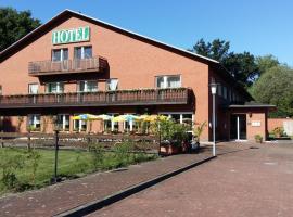 """Hotel """"An der Warthe"""", Salzwedel (Kuhfelde yakınında)"""