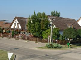 Koller Panzió, Bonyhád (рядом с городом Nagymányok)