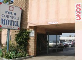 Four Corners Motel, Montebello
