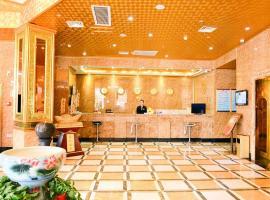 新沂斌达苏商假日酒店, Xinyi (Houbaoche yakınında)