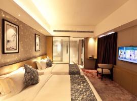 和枫酒店(资阳万达店), Ziyang