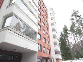Two bedroom apartment in Kouvola, Haukitie 8 (ID 11190), Коувола (рядом с городом Jyräänkoski)