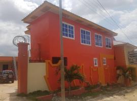 Amerigo Inn Hotel, Kumasi (рядом с городом Barekese)