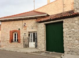 Casa Rural El Camino, Montemayor de Pililla (рядом с городом Megeces)