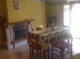 Appartamento sito in via Falcone Giovanni 53-Villa D'Agri