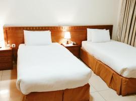 Virunga Hotel, Ruhengeri