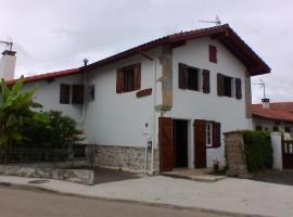 Maison Bordas, Urcuit (рядом с городом Urt)