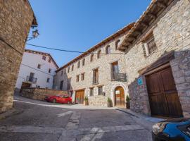 Hostal Antiguo Hospital, Linares de Mora