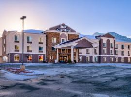 Grand River Hotel, Parachute