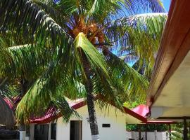 Bamboo Beachhouse Bungalow, Garcia Hernandez