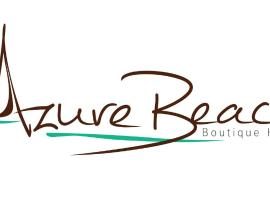 Azure Beach Boutique Hotel