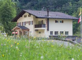 Hotel-Restaurant Urweid, Innertkirchen
