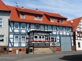 Gasthaus Jütte, Ebergötzen