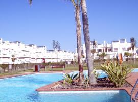 Paramount Golf Resort, Los Cantareros