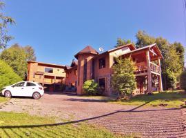 Hotel y Hostal Andes Pucon