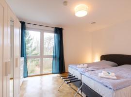 Spacious Modern Apartment - Quiet Area Nr Rhine-Main, Wiesbaden