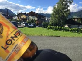 Bierhotel Loncium & Privatbrauerei, Kötschach